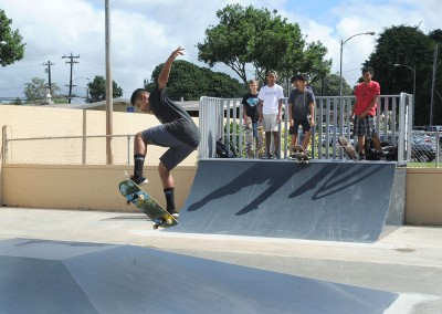 wahiawa skate park photo