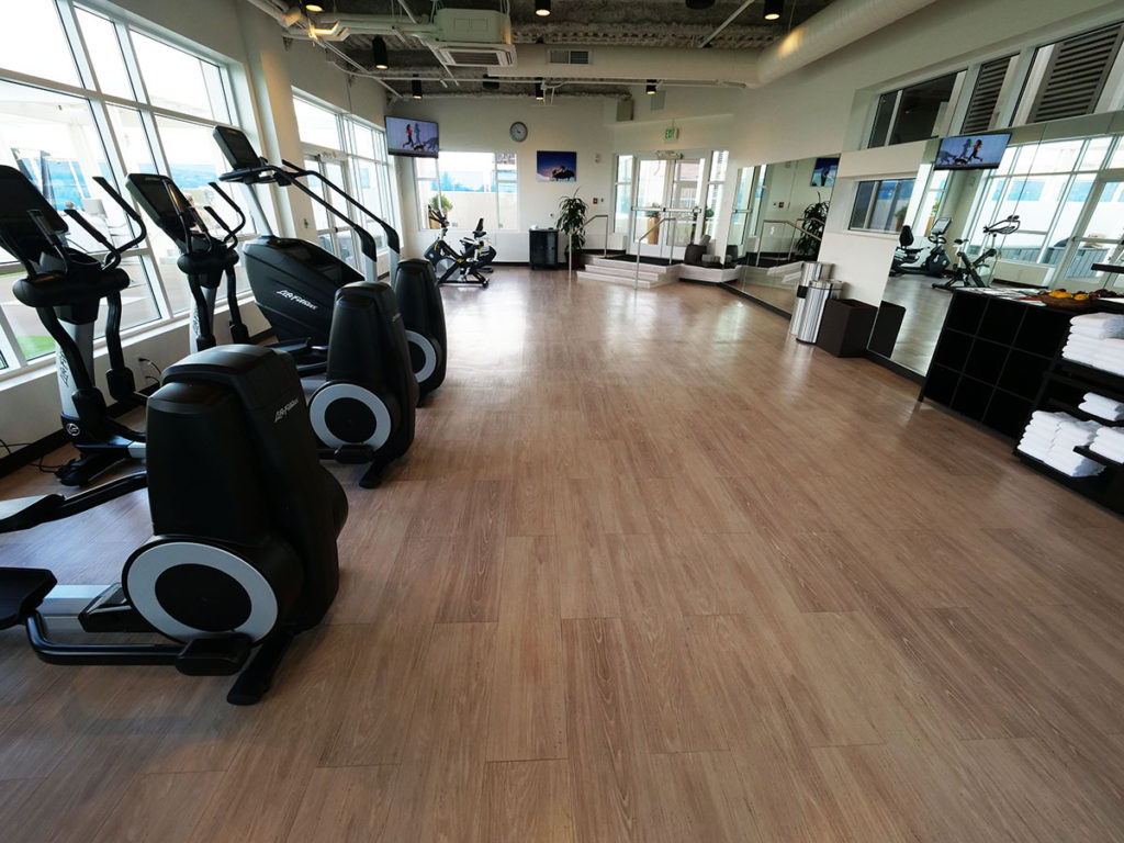 photo of our-seasons-exercise-room-flooring-ipr-hawaii
